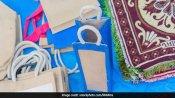 Kolkata jail inmates makes eco-friendly bags for Gangasagar pilgrims