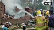 WB: Major explosion in firecracker factory in Naihati, 5 killed