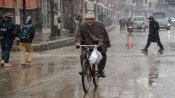 Cold wave grips north India; snowfall in Kashmir, Himachal, Uttharakhand