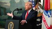 Donald Trump warns Iran of 'major retaliation' in case of attack