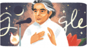 Google Doodle pays tribute to late lyricist Kaifi Azmi