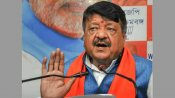 'Threat' video: 350 BJP cadres, including Kailash Vijayvargiya, booked