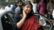 SC stays Madras HC's proceedings on plea challenging Kanimozhi's election in LS polls