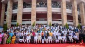 Cabinet expansion done, but talks continue on portfolios in Maharashtra