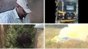 Bomb at Mangalore airport: CCTV shows suspect had second bag in his possession
