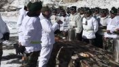 Army Chief Naravne makes first visit to Siachen after assuming office