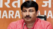 Manoj Tiwari revises BJP's number in Delhi, says celebrations have begun