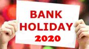 Bank holidays 2020: Check full list