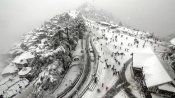 Tourists advised not to travel to Shimla, Manali as heavy snowfall led to over 250 roads block