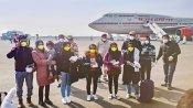 Coronavirus: Venkaiah Naidu congratulates Air India team for evacuating over 600 Indians from Wuhan