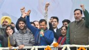 With a thank you to Lord Hanuman, Kejriwal to take oath on Valentines Day