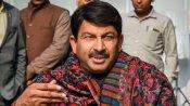 BJP MP Manoj Tiwari to start donation drive for Ram mandir in Ayodhya