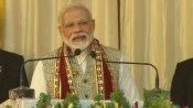 Modi offers prayers at Jangamwadi Math in Varanasi