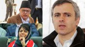 Dissent Muzzled: Opposition demands release of 3 ex-J&K chief ministers