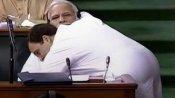 Congress' humorous Hug day wish for BJP