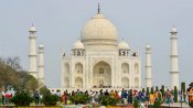 Whiter Taj Mahal: Tombs get 'mud pack' therapy, chandelier refurbished for Donald trump