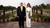 Taj inspires awe, timeless testament to rich Indian culture: Prez Trump in visitors' book