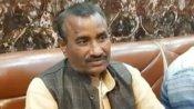 UP BJP MLA Ravindra Nath Tripathi among 7 booked in rape case