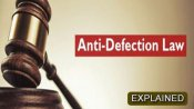 Explained: What is the Anti Defection Law and how is it implemented