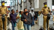 Coronavirus: Indian Customs at Delhi airport stop passengers from entering duty-free shopping area