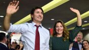 Canadian PM Justin Trudeau's wife has recovered from coronavirus illness