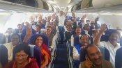 Madhya Pradesh govt crisis: Rebel Congress MLAs seek security, shows support to Jyotiraditya Scindia