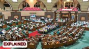 Explained: Why was the Madhya Pradesh assembly adjourned