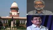 Bhima Koregaon: SC extends interim protection from arrest granted to Navlakha, Anand Teltumbde