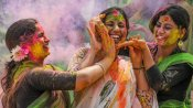 Gujarat government bans public celebration of Holi due to coronavirus pandemic