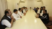 17 rebels from MP carted to a star hotel at Marathhalli, Bengaluru
