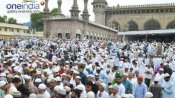 Centre asks states to remain cautious during Ramzan; ensure no gatherings in mosques