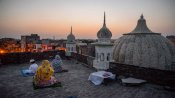 Muslims celebrate Eid inside homes, mosques empty