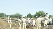 16 migrants sleeping on railway track run over by goods train in Aurangabad; all dead