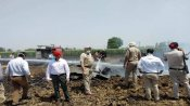 IAF fighter aircraft crashes in Punjab; pilot ejects safely