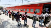30-year old Man dies on Shramik train