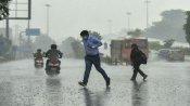 Rain, storm hit traffic movement between Noida, Delhi