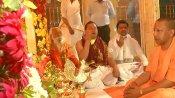 Temporary Ram Mandir in Ayodhya reopens; Most Mathura temples shut