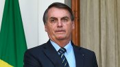 Brazil's President Bolsonaro tests positive for COVID-19