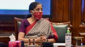 RBI has predicted Indian economy returning to positive growth: Sitharaman