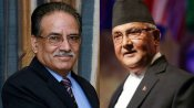 Oli hell bent on breaking Nepal Communist Party: Prachanda