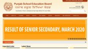 Punjab Board PSEB 12 Result 2020 declared on pseb.ac.in