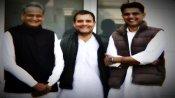 Breakthrough in Rajasthan crisis? Sachin Pilot meets Rahul, Priyanka Gandhi