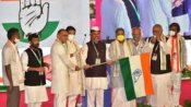 Congress MLA HD Ranganath who tested positive for COVID-19 attended KPCC chief take over function