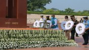 21 years since India's Kargil war victory: Defence minister pays tributes at National War Memorial