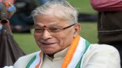 Historic judgment: M M Joshi after acquittal in Babri demolition case