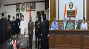 India-Nigeria sign MoU on space cooperation