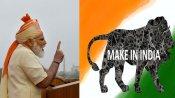 Make in India and also Make for the World: Prime Minister Modi