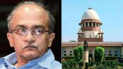 'What's wrong in apologising,' SC asks Prashant Bhushan, reserves order in contempt case