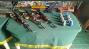 Sniper, AKs, war like stores recovers as Army foils major infiltration bid