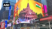 Ram Mandir digital billboard comes up in New York's Times Square